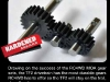 RC4WD TF2 Hardened Gears