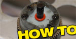 How To Seal a Traxxas Slash Differential