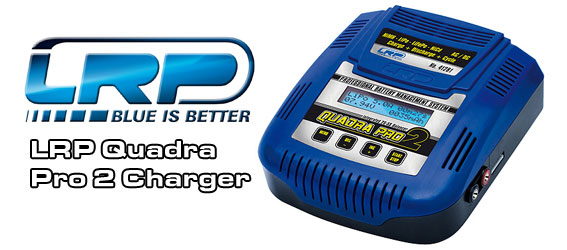 Review: LRP Quadra Pro 2 Charger