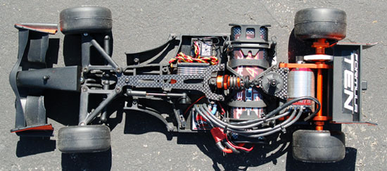 Project: HPI Formula Ten Chassis