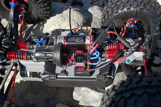 Project Summit Crawler Chassis