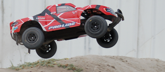 Project: Van Phalen Traxxas Slash 4x4