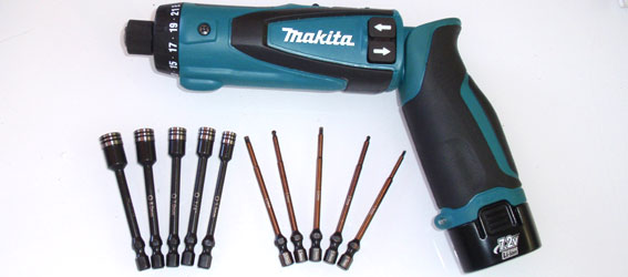 Makita Power Tool / AE Driver Bits