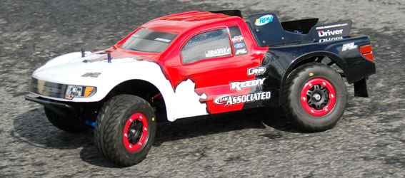 Project: Team Associated SC10 On-Road Short Course Truck