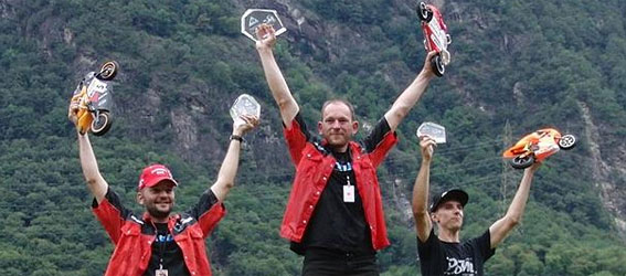 Reedy LiPo Wins 2011 Bike World Championships