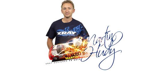 XRay T3 2012 Touring Car