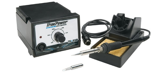 Review: TrakPower RC TK-950 Soldering Station