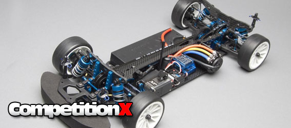 Team Associated Factory Team TC6.1 Chassis Shot