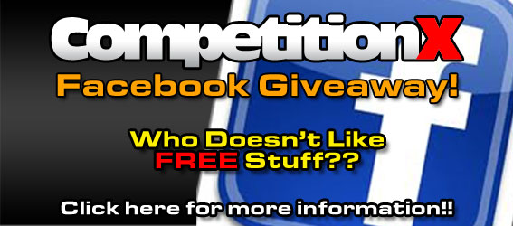 CompetitionX Monthly Facebook Giveaway