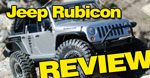 Review: Axial SCX10 Jeep Wrangler Unlimited Rubicon