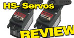 Review: Hitec HS Servos