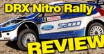 Review: Kyosho DRX Nitro Rally