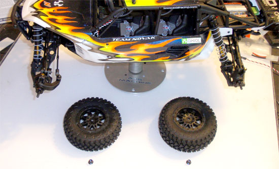 Axial EXO Terra Build - Step 161
