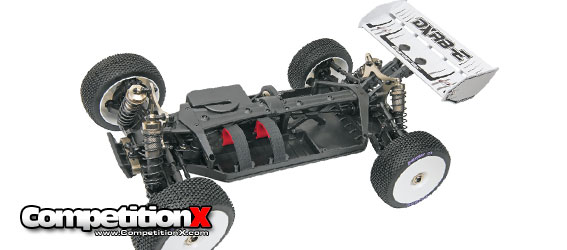 DuraTrax DXR8-E Chassis