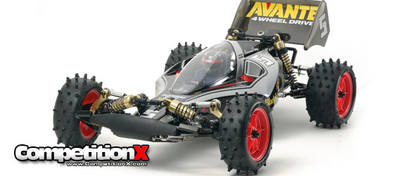 Tamiya Avante Black Edition