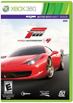 Forza Motorsport 4 Box