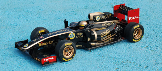 Review: Tamiya F104X1 Formula 1