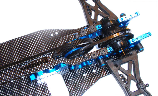 Team Associated TC6.1 Build - Step 79