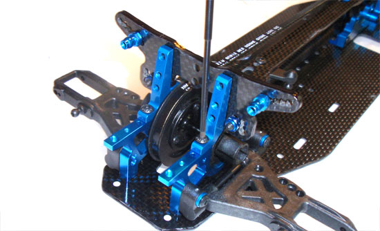 Team Associated TC6.1 Build - Step 80