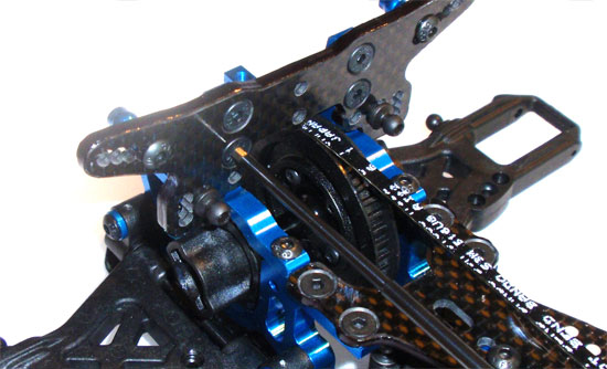 Team Associated TC6.1 Build - Step 81