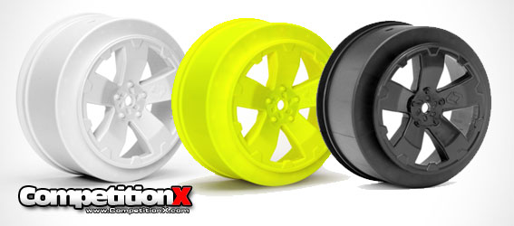 AVID RC Sabertooth SC Wheels for the Losi SCTE