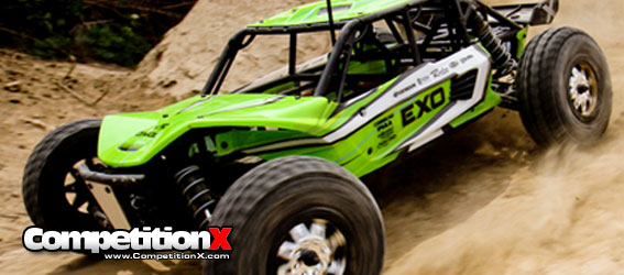 Axial EXO Terra Released in RTR Form