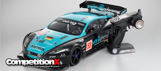 Kyosho Inferno GT2 Race SPEC Aston Martin DBR9