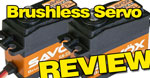 Review: Savox SB-2270SG and SB-2271SG Brushless Digital Servos