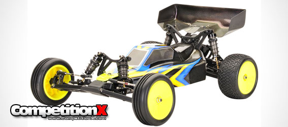 Team C T2 EVO Team Edition 2WD Racing Buggy