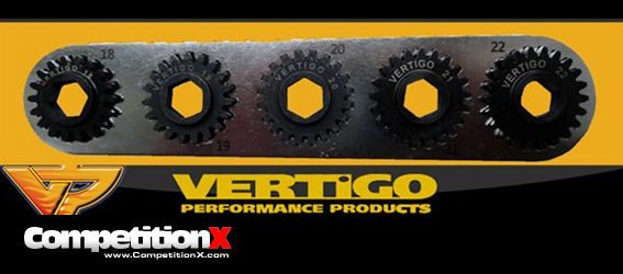 Vertigon Performance Losi 5IVE-T Hex Drive Pinion Gears