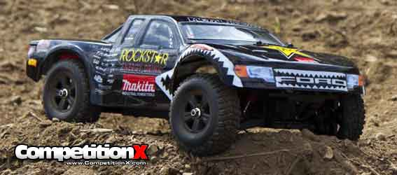 Atomik RC Metal Mulisha Brian Deegan 1/18 Ford Raptor F150 Truck