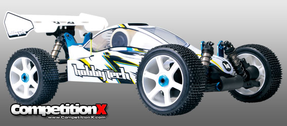 Hobbytech STR8 EVO RTR 1/8 Scale Buggy