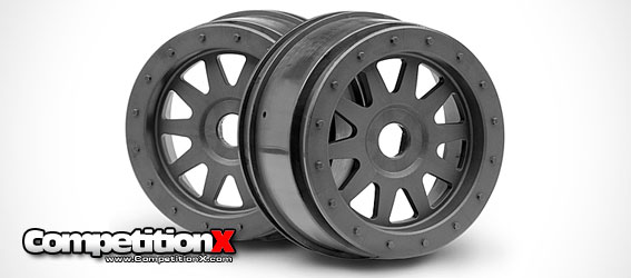 HPI TR-10 Glue-Lock Wheels for Super 5SC Flux