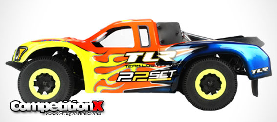 Losi TLR 22SCT 2WD Race Truck