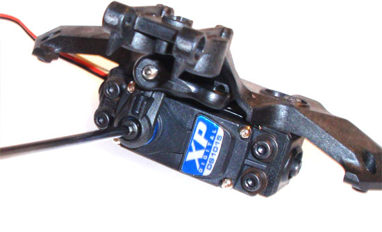 Team Associated Factory Team SC10 4x4 Build - Step 14