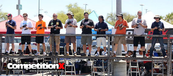UF1 Series 2012 - Race 5 - Surf City - Drivers Stand