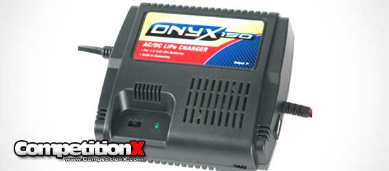 Duratrax Onyx 150 AC/DC Balancing LiPo Charger