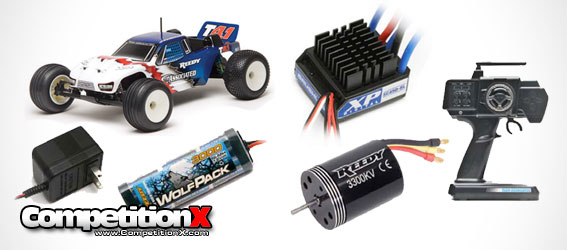 Team Associated RC10T4.1 Brushless NiMH Combo