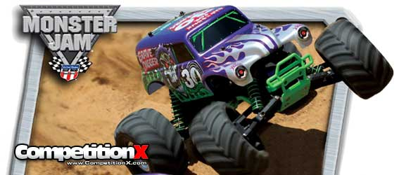Traxxas 30th Anniversary Grave Digger
