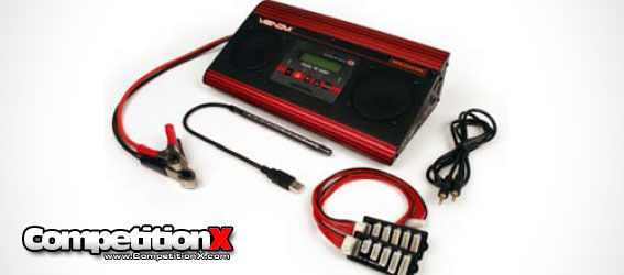 Venom Medion Dual Output DC Battery Charger