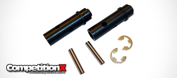 Vertigo Performance HPI Baja Steel-Clipped Front Axle Shafts