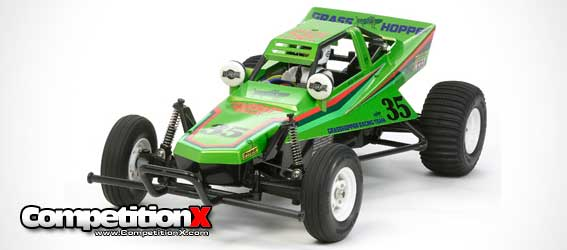 Tamiya Grasshopper - Candy Green Edition