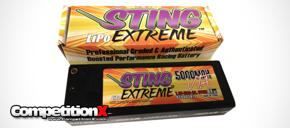 Trinity Sting LiPo Extreme VTA Pro Racing Pack