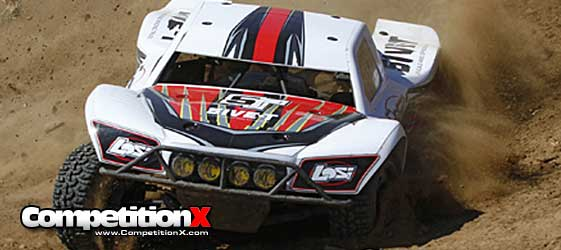 Losi 5IVE-T Roller