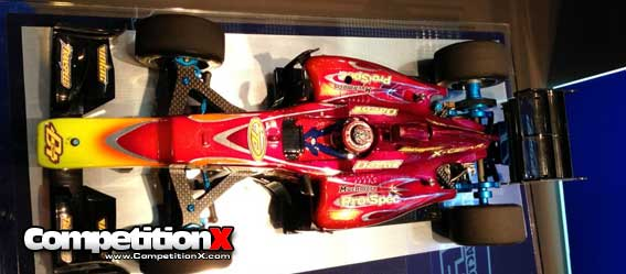 First Look: Tamiya TRF101 Formula 1