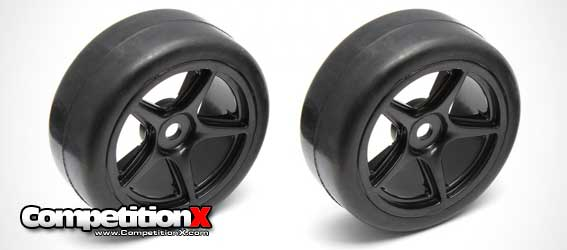 Team Associated Drift Tires for Qualifier APEX Touring Car