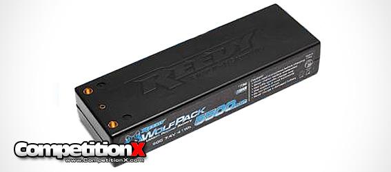 Reedy WolfPack 5500mAh 60C 7.4V LiPo Battery