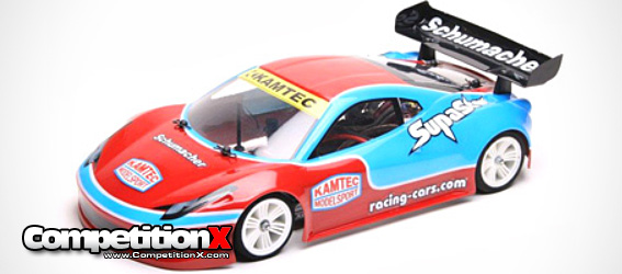 Schumacher SupaStox GT12 Body Type F Body