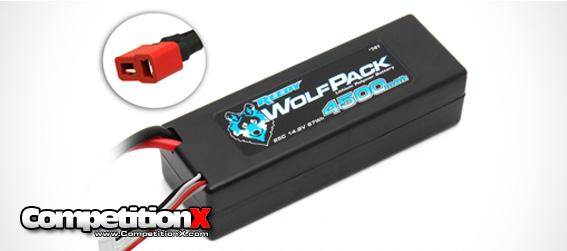 Reedy WolfPack 4500mAh 25C 14.8V LiPo Battery