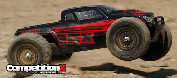 ECX Ruckus 1/18th Monster Truck